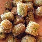 Breaded Okra Bites