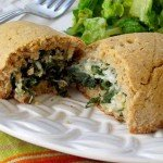 Spinach Artichoke Pies