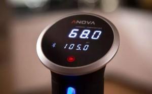 Sous Vide Temperature Chart