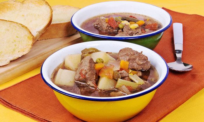 Italian Beef Soup Recipe