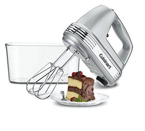 Cuisinart HM-90S Hand Mixer Review