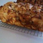 Apple Cinnamon Strudel Bread