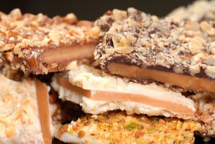English Style Toffee
