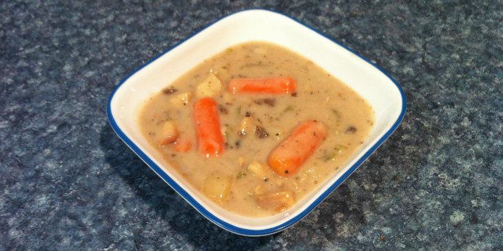 flounder-cream-mushroom-sauce