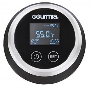 Gourmia GSV130 Controls