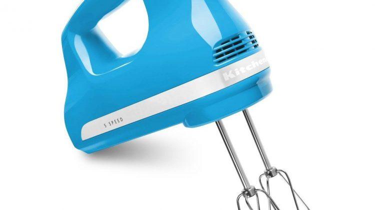 KitchenAid KHM512 Hand Mixer Review