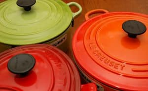 Le Creuset Cookware Care