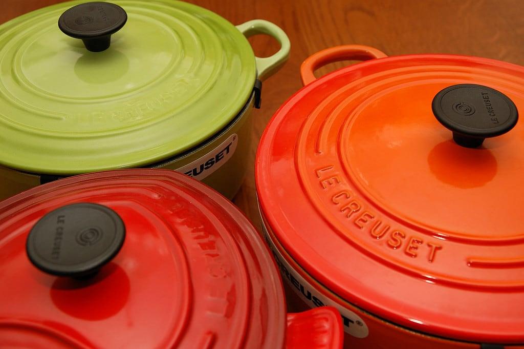 Le Creuset Cookware Care