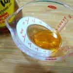 1/2 TBSP Sesame Oil