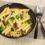 Sausage and Pasta Skillet Recipe